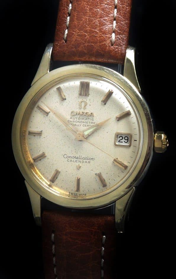 Omega Constellation Calendar Automatic Vintage