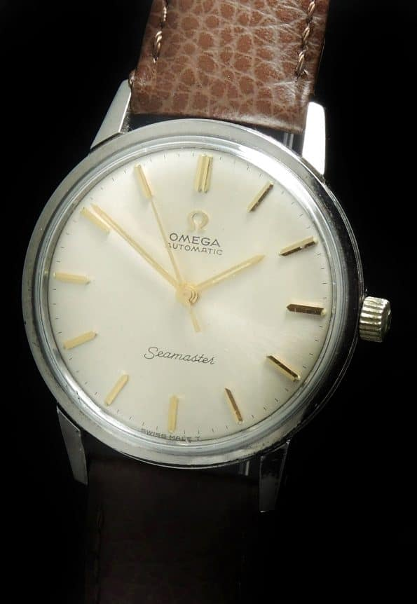 Attractive Omega Seamaster Automatic Vintage