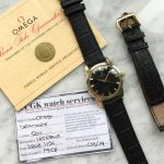 a2717 omega seamaster black full set (1)