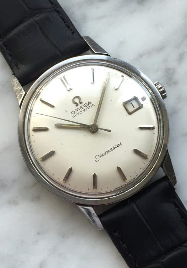 Wonderful Omega Seamaster Automatic Vintage Date