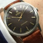 a2726 omega seamaster brown chocolate dial (2)