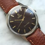 a2726 omega seamaster brown chocolate dial (4)