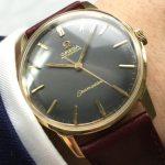 a2743 omega seamaster gold grau (1)