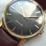 a2743 omega seamaster gold grau (11)