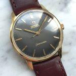 a2743 omega seamaster gold grau (7)