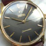 a2743 omega seamaster gold grau (8)