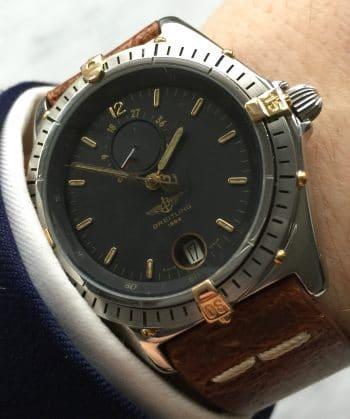 [:en]Stylish Breitling Chronomat Power Reserve Automatic[:de]Schöne Breitling Chronomat Automatik mit Gangreserve[:]