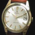 Used Omega Seamaster Automatic Vintage gold plated