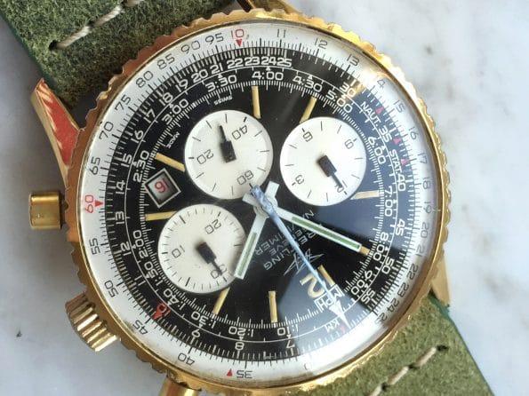 Vintage Breitling Navitimer Chronograph 7808
