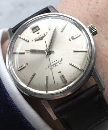 Super Longines Conquest Vintage with Original Papers