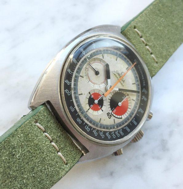 Gebrauchter Omega Seamaster Soccer Vintage Chronograph