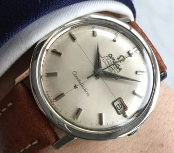 [:en]Perfect Omega Constellation Steel Automatic Vintage Crosshair Dial[:de]Perfekte Omega Constellation Stahl Automatik Vintage Fadenkreuz Ziffernblatt[:]
