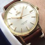a2799 omega seamaster de ville stahl gold (1)