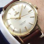 a2799 omega seamaster de ville stahl gold (2)
