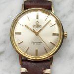 a2799 omega seamaster de ville stahl gold (8)