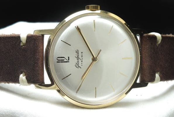 70ties Vintage Glashütte Hand Winding Watch