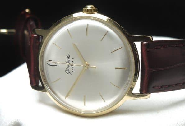 Perfect Glashütte Vintage Watch