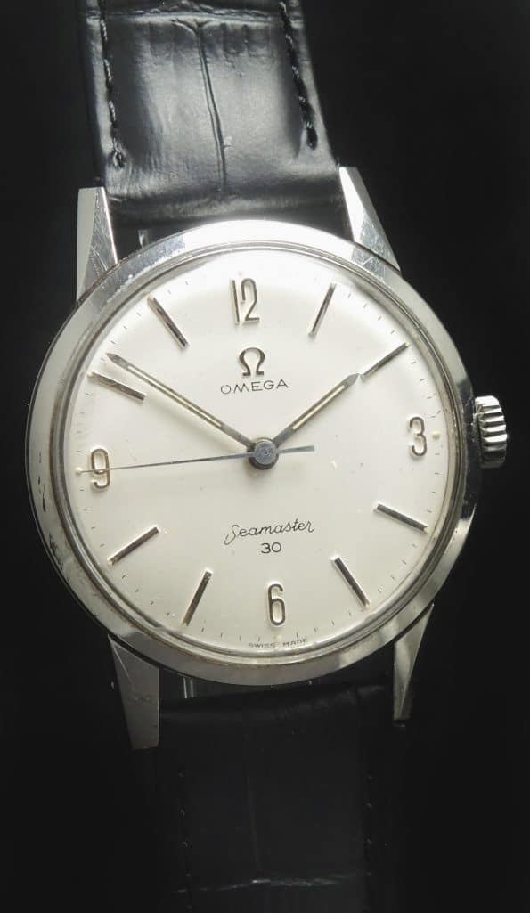 Great Omega Seamaster 30 from 1962