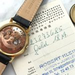 a2828 omega constellation solid gold full set (11)