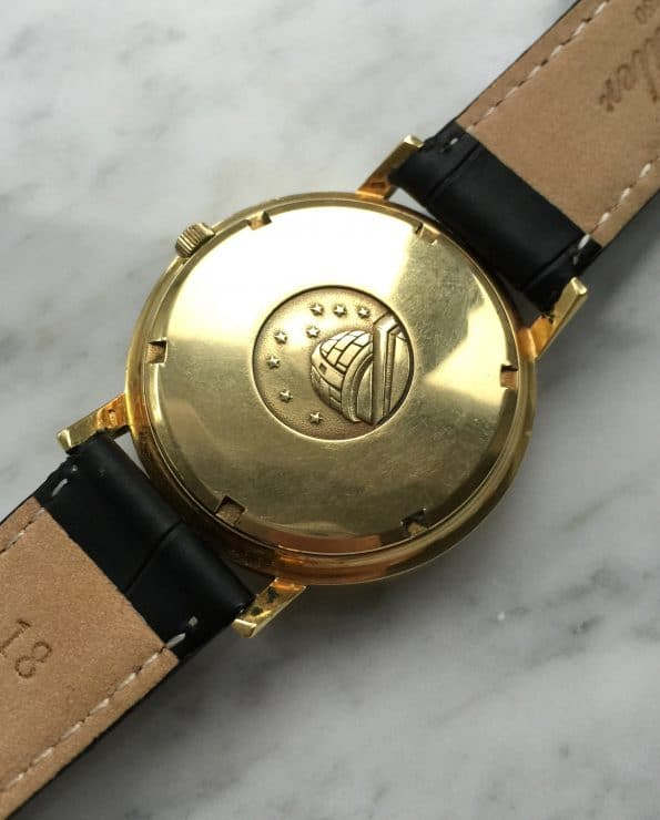 FULL SET Omega Constellation Solid Gold Full Set Box Papers