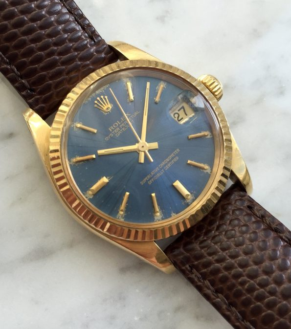 Rolex Datejust Solid Gold Lady 30mm Automatic