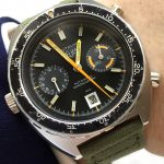 a2833 vintage heuer autavia orange boy (1)