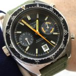 a2833 vintage heuer autavia orange boy (2)