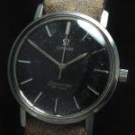 a2838 omega seamaster de ville original black (3)