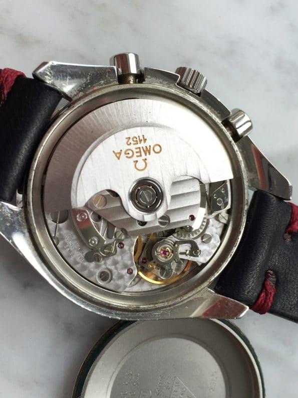 "Omega Speedmaster Reduced Automatic Vintage Rare ""Devil"" Configuration"