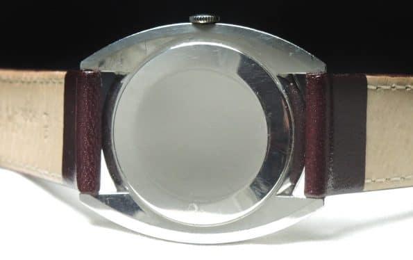 cal 402 IWC Vintage Steel Handwinding