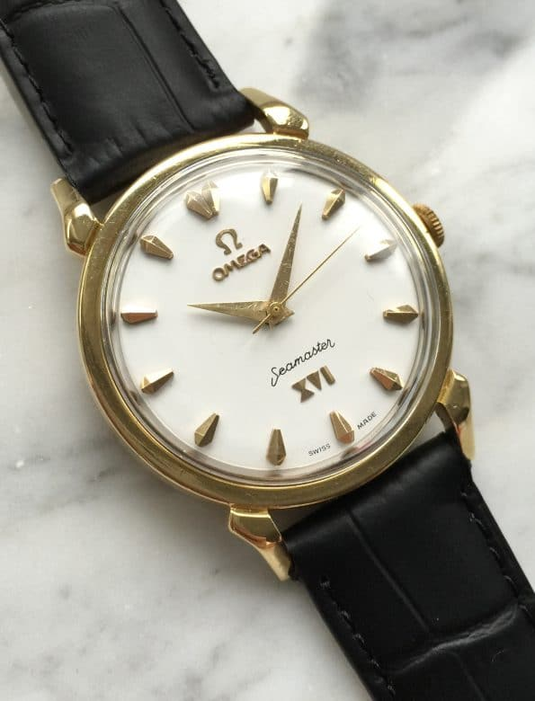 Omega Seamaster XVI Olympische Spiele Melbourne 1956 Automatic