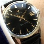 a2864 omega seamaster automatic black dial (1)