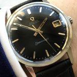 a2864 omega seamaster automatic black dial (2)
