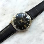 a2864 omega seamaster automatic black dial (5)