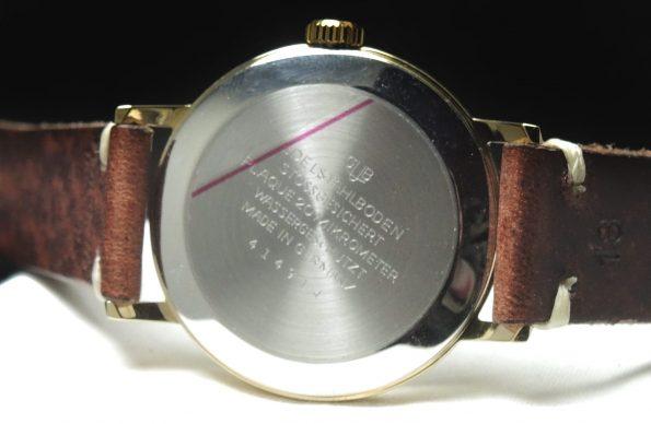 Restored Vintage Glashütte Watch