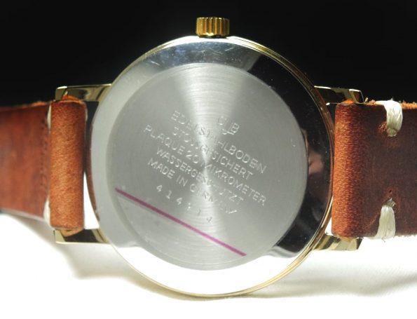 Vintage Glashütte Spezimatic Automatic