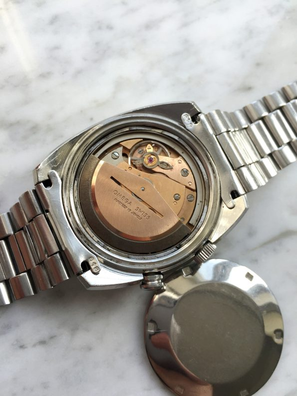 SERVICED Omega Vintage Memomatic Automatic GREAT CONDITION