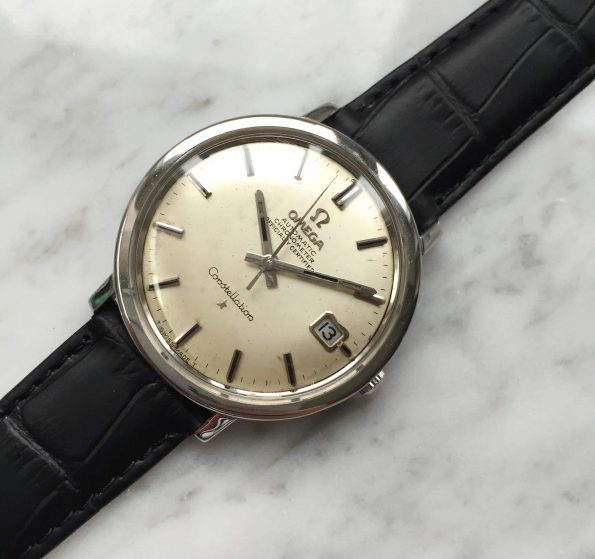 Superb Vintage Omega Constellation Automatic Steel