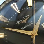 a2894 longines black dial steel (6)