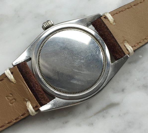 1957 Rolex Precision Handwinding Explorer Dial