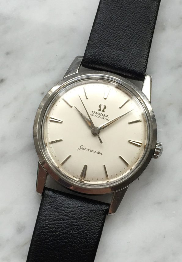 Superb Vintage Omega Seamaster Automatic Stainless Steel