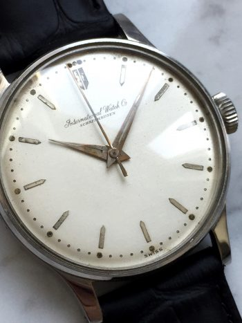 Great IWC Vintage Handwinding Cal 89