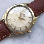 a2964 omega constellation pie pan gold plated (4)