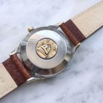 a2964 omega constellation pie pan gold plated (9)