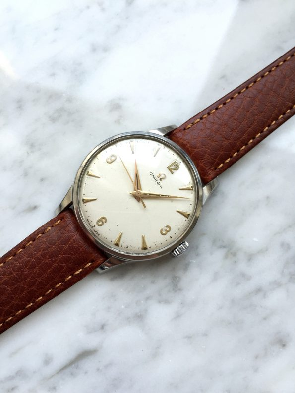 Great Condition Vintage Omega Handwinding Explorer Dial