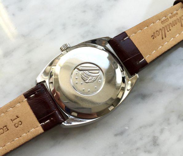 Vintage Omega Constellation C Shape Automatic Date Tritium Dial