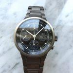 IWC Titanium GST Automatik Chronograph Day Date