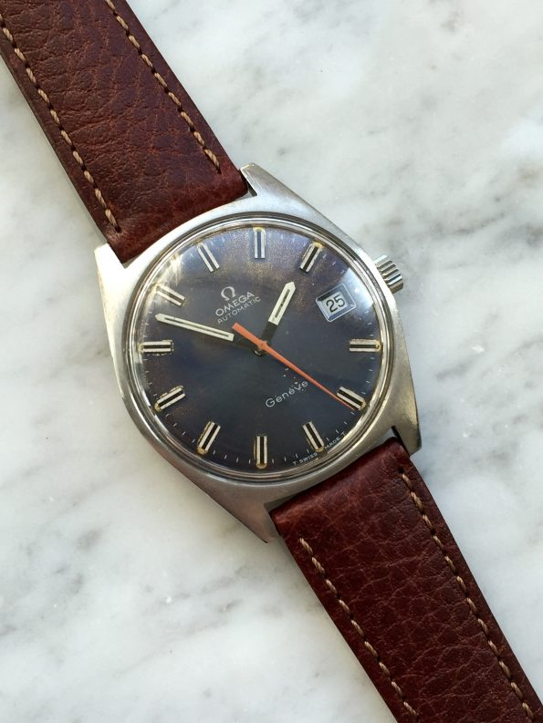 Top Vintage Omega Genève Automatic Date