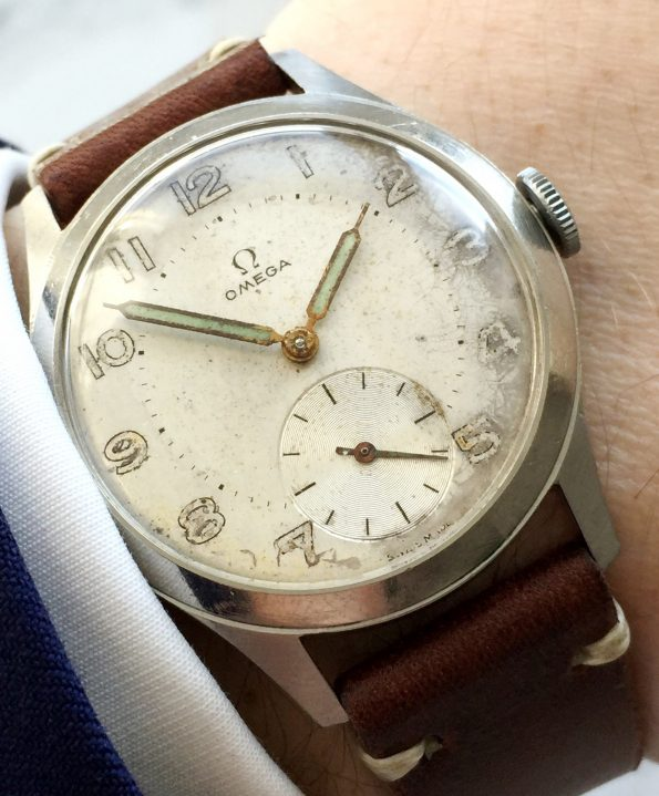 Vintage Omega Handwinding Ref 2622