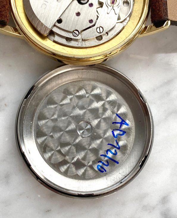 Vintage Glashütte GUB Spezimatic Automatic No Date